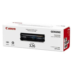 Canon 326 Black Toner Cartridge