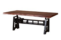 Cast Iron Adjusting Dining table