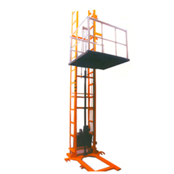 Goods Lifting Machine