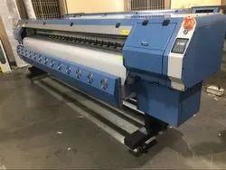 Solvent Flex Printing Machine
