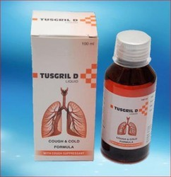 Tusgril D Cough Syrup