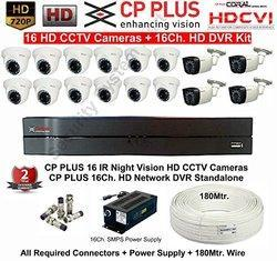 CP Plus 16 Cams Bundle