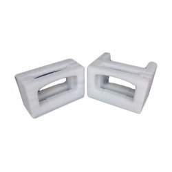 White Thermocol Packaging Moulding