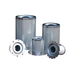 Stainless Steel Industrial Filters