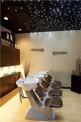 Spa Salon Interior Designing Service