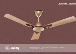 Metal Widdly Finolex Fan
