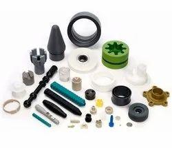 HDPE Automotive Parts Plastic Molded Components