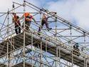 Construction Scaffholdingw