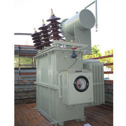 Three Phase Oil Cooled Auxiliary Transformer