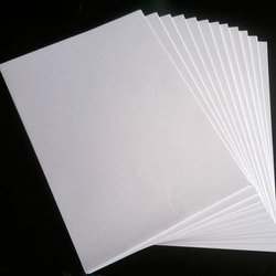 Imported Coated Sublimation Printing Heat Transfer Paper, GSM: 80 - 120, Size/Dimension: A4