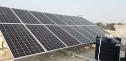Pre Galvanized Solar Structure