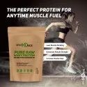 Raw Whey Protein Powder