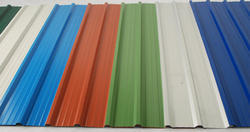 Pre-Painted Galvanized Sheet