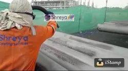 Pipeline Copper Slag Blasting