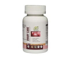 Ae Naturals Ovary Care Softgel Capsules For Infertility Capsules
