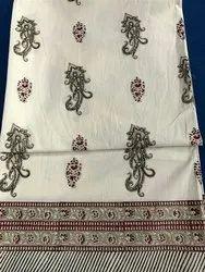 Mughal Block Print Bedcover