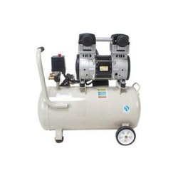 SUMVED 1.0 Hp Oil Free Dental Air Compressor, Maximum Flow Rate (CFM): 5.82 Cfm, Model Number/Name: Sv 750-35