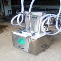 Semi Automatic Oil Filling Machine