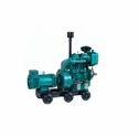 Air Cooled Diesel Generator, Voltage: 415 V