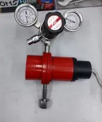 Nitrous Oxide Cylinder Regulator