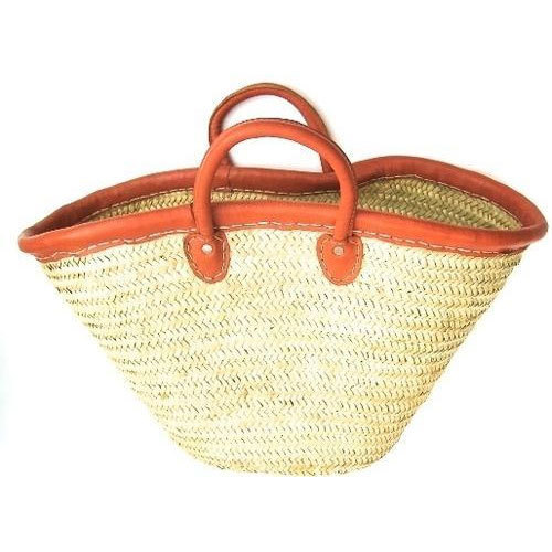 Palm Leaf Handle Bag At Rs 300 Piece ह डल व ल ब ग