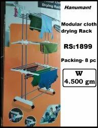 Modular Cloth Drying Rack
