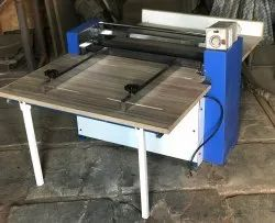 Creasing Perforating Sticker Cutting Machine Table Top Model
