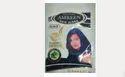 Amreen 25g Herbal Based Black Henna Hair Color