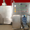 Automatic Jar Washing Filling  Machine