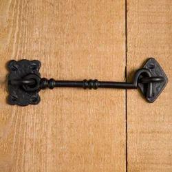 Iron Door Latch