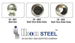 Stainless Steel Railing Ball