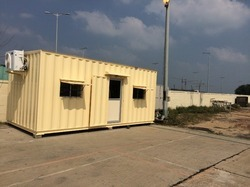Comfort Prefabricated Office Cabin