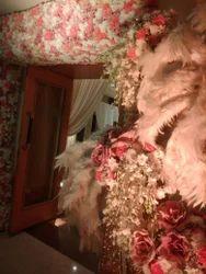 Floral Party Decoration Theme Service