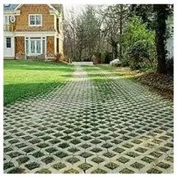 Concrete Grass Pavers