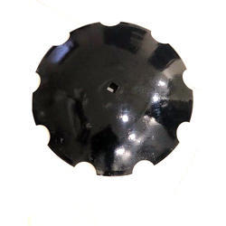 Mounted  Harrow Disc Blade