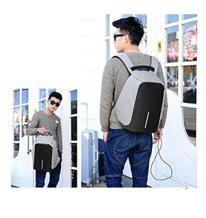 Anti Theft Water Resistant Travel Backpack Suitable For Laptop, Camera,  College Bag