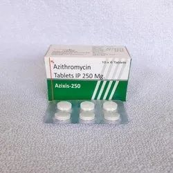 Azithromycin 250 mg Allopathic Tablets
