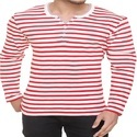 Trendy Men Henley Neck T- Shirts
