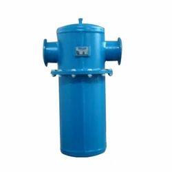 Steel Industrial Moisture Separator, Capacity: 0.5 M3/hr To 200 M3/hr