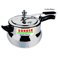 Handi Shape Pressure Cooker