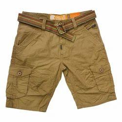 a2f0fe3b81 Knee Length Casual Plain Cargo Shorts`, Size: 34, Rs 200 /piece | ID ...