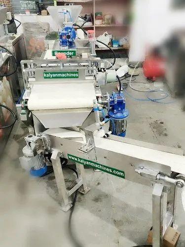 Milk Powder Peda Making Machine
