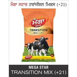 Mega Star Transition Mix (  21) Cattle Feed