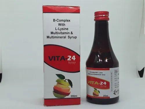 Vita-24 Syrup