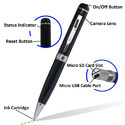 Spy Pen 1080P Camera