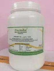 Flavaseal Creamy Vanilla Powder