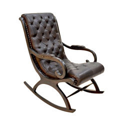 Raphael Antique Rocking Chair