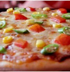 Mexican Cashew Pizza