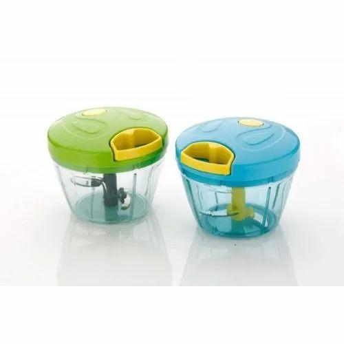 Plastic Kitchen Vegetable Chopper