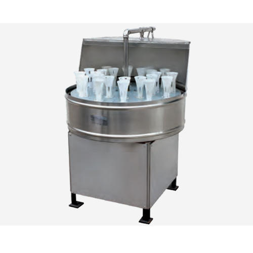 Bottle Rinser Machine, 3-4 HP, Rs 350000 /piece Watchem Ions Engineers  Private Limited | ID: 4498690862